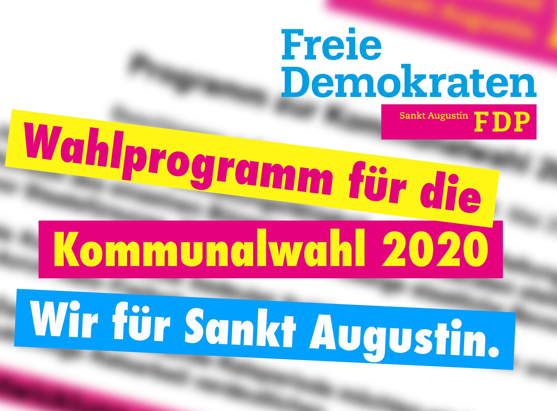 Wahlprogramm